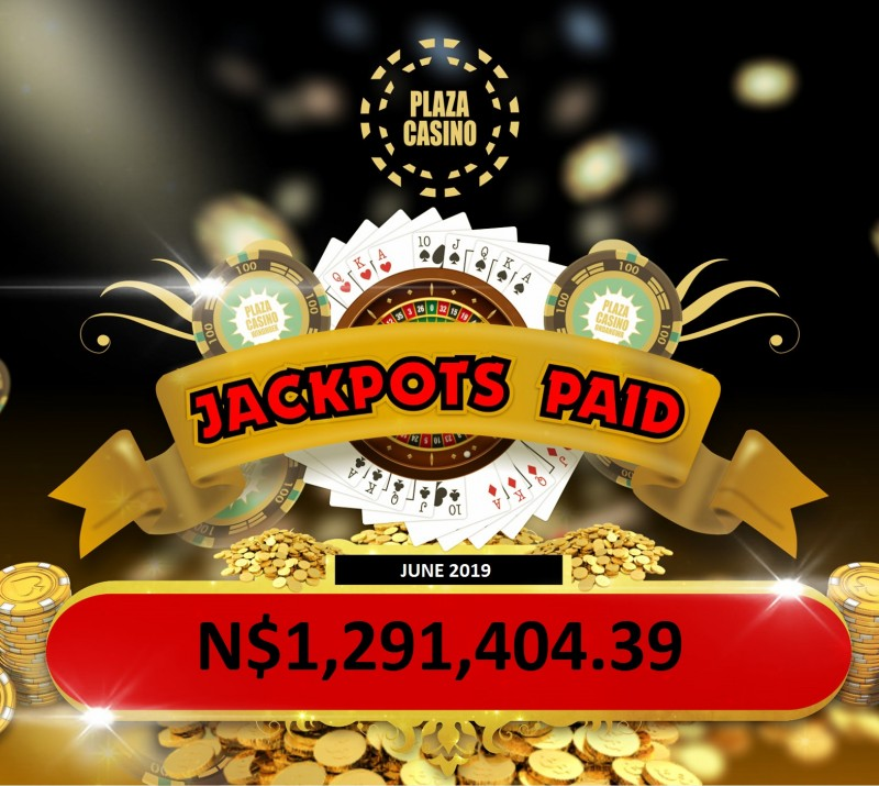 Jackpot Paid Windhoek